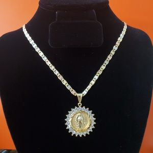 Jewelry - Our Lady of Guadalupe Necklace.